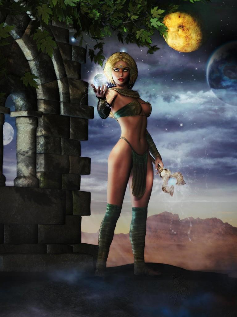 Night Goddess